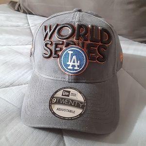 2017 World Series Dodger Hat